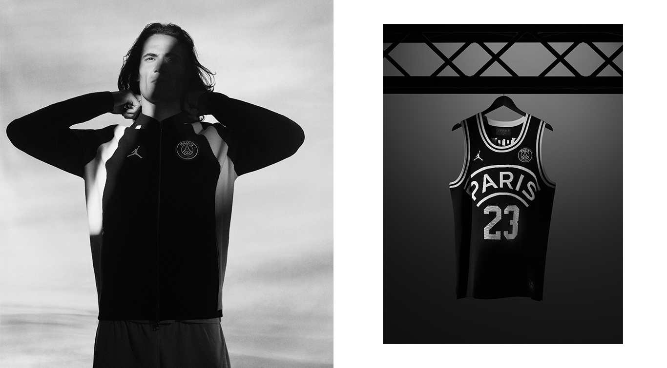 Jordan PSG Collection